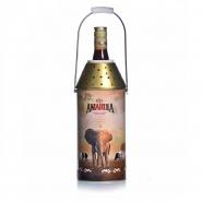 Amarula Likör Cream 17% 1l Liqueur Geschenk - Laterne