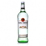 Bacardi Superior 3 Liter Flasche Rum, 37,5 % vol. Magnum