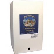 Bacchusfeuer Glühwein Christkindles 10 Liter Bag in Box