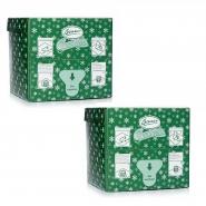 Bauer Glühwein weiß 10 Ltr + Roter Glühwein 10 Ltr. BIB Bag in Box