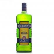 Becherovka Kräuterlikör Tschechien 1 Liter Likör 38% vol