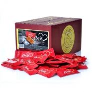 Biscate Karamellgebäck Lovit feine Karamell 200 Kekse x 6 g Karton