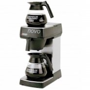 Bonamat Novo Kaffeemaschine mit Glaskanne