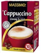 Massimo Cappuccino cremig-zart 10 x 17g Tassenportionen