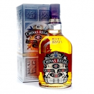 Chivas Regal 12 year Blended Scotch Whisky GP 700 ml