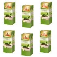 Melitta Cilia Grüner Tee 6 Packungen je 25 x 1,6g