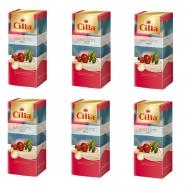 Melitta Cilia Tee Hagebutte Früchtetee 6 Packungen je 25 x 3,0g