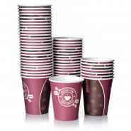 Coffee to go Becher 0,2 l Coffee Time Kaffeebecher 1000 Stk.