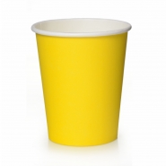 Coffee to go Becher Color 0,2l Pappbecher mehrfarbig 1000 Stk