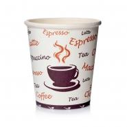 Coffee to go Becher 0,2l Relax Kaffeebecher 1.000 Stk, 200ml / 8oz