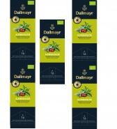 Dallmayr Tee Champs Bio Kräutertee Alpenkräuter 5er Pack 16 x 4,0g