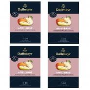 Dallmayr Apfel Birne Früchtetee 80 Tee Pyramiden x 3,5g