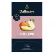 Dallmayr Apfel Birne Früchtetee 20 Tee Pyramiden x 3,5g