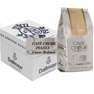 Dallmayr Piazza Café Creme 8 x 1 Kg Kaffee Bohnen