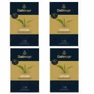 Dallmayr Schwarzer Tee Ceylon 80 Tee Pyramiden x 2,5g