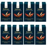 8 x Dallmayr Schwarz-Tee Darjeeling Autumnal Loser Tee 100g