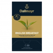 Dallmayr English Breakfast 20 Tee Pyramiden x 2,5g