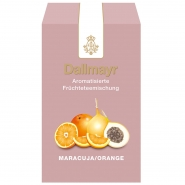 Dallmayr Früchtetee Maracuja/Orange 100g