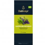 Dallmayr Tee Pocket Kräutertee Garten der Provence Bio 1er Pack 30 x 2,5g