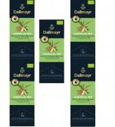Dallmayr Tee Champs Grüner Ginseng-Ingwer Bio 5er Pack 16 x 4,0g