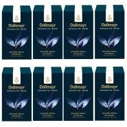 8 x Dallmayr Schwarzer Tee Golden Nepal Loser Tee 100g