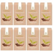 Dallmayr Grüner Ginseng-Ingwer Aromatisiert 8 x 100g