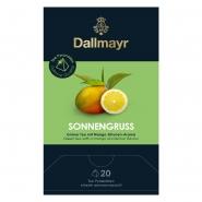 Dallmayr Sonnengruss Grüner Tee 20 Pyramiden x 2,5g
