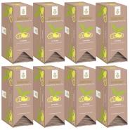 Dallmayr Grüner Tee Zitrone Aromatisiert Kuvertiert 8er 25 x 1,75g