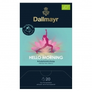 Dallmayr Hello Morning Bio 20 Tee Pyramiden x 2,5g