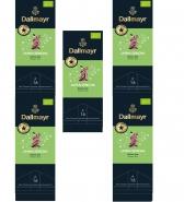 Dallmayr Tee Champs Grüner Bio Japan Sencha 5er Pack 16 x 4,0g