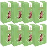 Dallmayr Grüner Tee Japan Sencha 8 x 100g