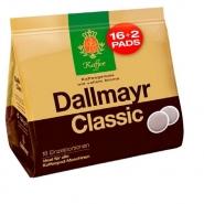 Dallmayr Classic Kaffee-Pads 5er Pack 90 Kaffeepads je 7g