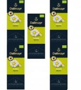 Dallmayr Tee Champs Kräutertee Kamille Bio 5er Pack 16 x 2,2g