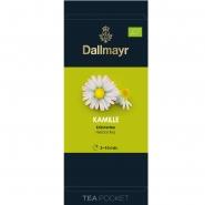 Dallmayr Tee Pocket Kräutertee Kamille Bio 1er Pack 30 x 1,75g