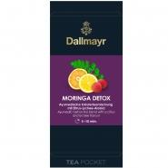 Dallmayr Tee Pocket Kräutertee Moringa Detox ayurvedisch 1er Pack 30 x 2,2g