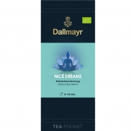 Dallmayr Tee Pocket Kräuterteemischung Nice Dreams 1er Pack 30 x 2,2g