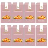 Dallmayr Früchtetee Orange - Karotte Aromatisiert 8 x 100g