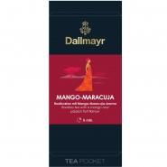 Dallmayr Tee Pocket Rooibostee Mango-Maracuja 1er Pack 30 x 2,5g