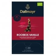 Dallmayr Rooibostee Vanille Bio 20 Tee Pyramiden x 2,5g