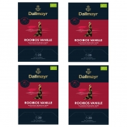 Dallmayr Rooibos Vanille Tee Bio 80 Pyramiden x 2,5g