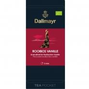 Dallmayr Tee Pocket Rooibostee Vanille Bio 1er Pack 30 x 2,5g