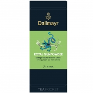 Dallmayr Tee Pocket Grüner Tee Royal Gunpowder 1er Pack 30 x 2,5g