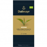 Dallmayr Tee Pocket Schwarzer Tee Assam 1er Pack 30 x 2,5g