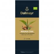 Dallmayr Tee Pocket Masala Chai Bio 1er Pack 30 x 3,0g