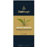 Dallmayr Tee Pocket English Breakfast 1er Pack 30 x 2,5g