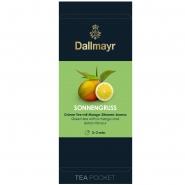 Dallmayr Tee Pocket Grüner Tee Sonnengruss 1er Pack 30 x 2,5g