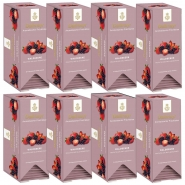 Dallmayr Früchtetee Waldbeere Aromatisiert Kuvertiert 8er 25 x 2,5g