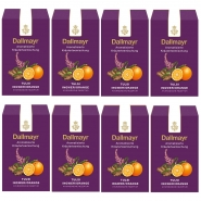 Dallmayr Tulsi Ingwer-Orange Ayurvedisch 8 x 100g