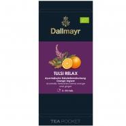 Dallmayr Tee Pocket Tulsi Relax Kräutertee ayurvedisch Bio 1er Pack 30 x 2,5g