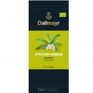 Dallmayr Tee Pocket Bio Zitronenverbene 1er Pack 30 x 2,2g